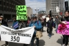 Boston Storms Congressional Offices: Movement Building.