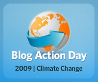 Blog Action Day logo