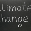 Climate Change Blackboard