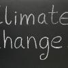 Climate Change Blackboard