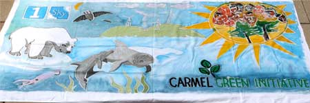 Mother's Day banner - Carmel Green Initiative